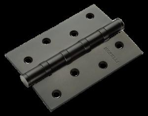 Петля MORELLI стальная универсальная MS 100X70X2.5-4BB BL Цвет - Черный