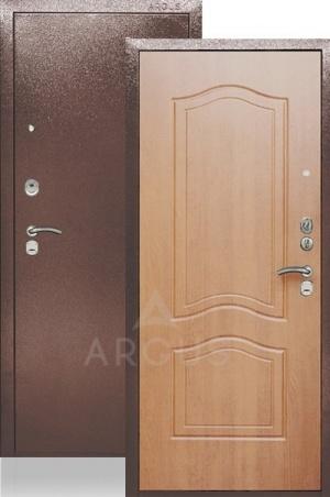 Входная дверь ДА-22 Этюд орех миланский