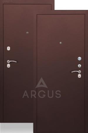 Входная дверь ДА-9 металл/металл