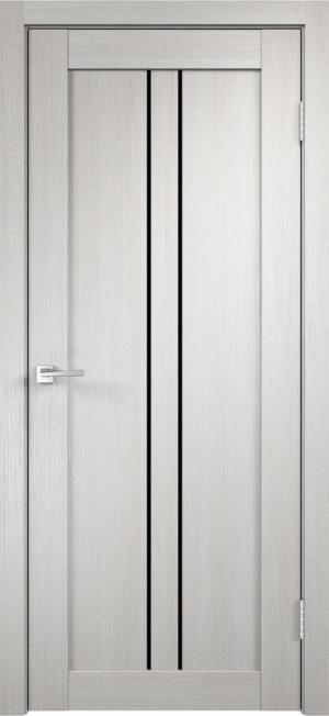 Дверь Линия 2 ст. черное