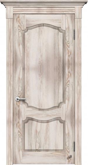 Дверь массив Византия ДГ браш