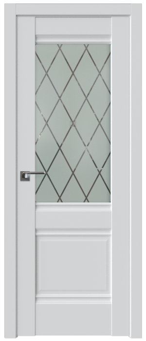 Дверь Омега ДО софт тач ст. Ромб наливное
