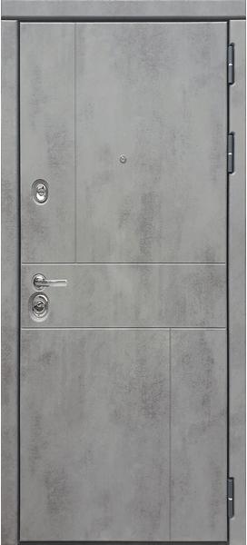 Сейф-дверь МД -48 бетон