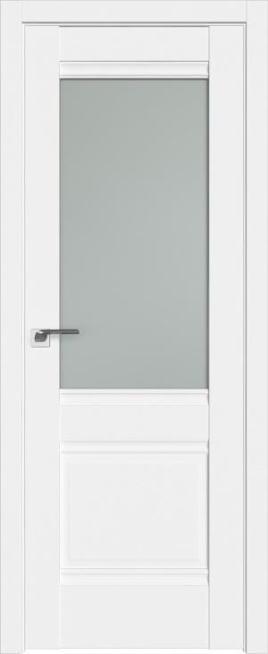 Дверь 2U аляска ст. матовое