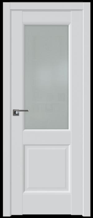 Дверь 2.42 аляска ст. матовое