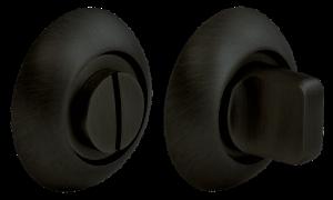 Завертка сантехническая MORELLI MH-WC BL Цвет - Черный