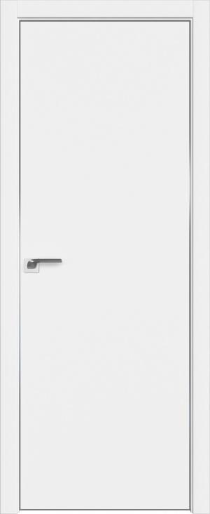 Дверь 1Е аляска матовая кромка