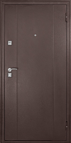 Входная дверь Форпост 73 орех