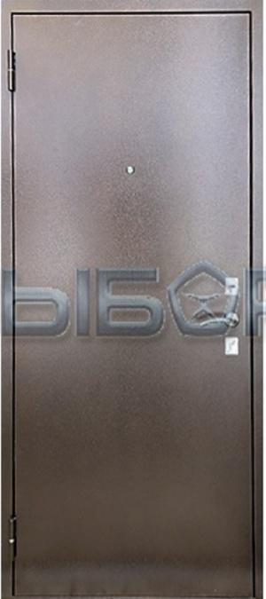 Сейф-дверь Новосел венге светлый