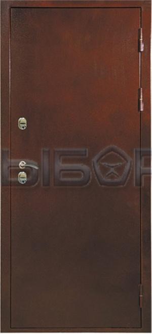 Сейф-дверь Тепло 3К Дуб натуральный