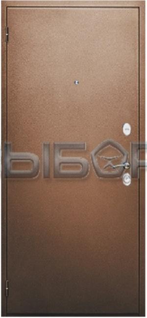 Сейф-дверь Веста 2К лиственница выбеленная