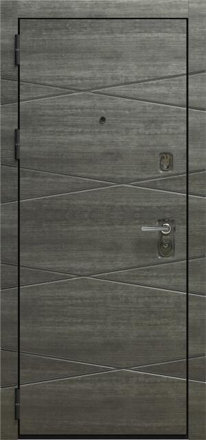 Акустическая входная дверь Акустик KA2-G 301