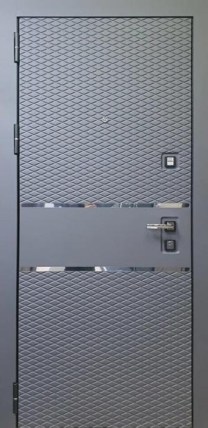 Акустическая входная дверь Акустик X73