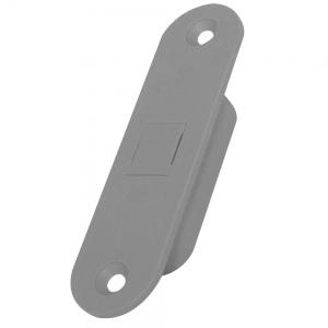 Ответная планка AGB для защелок Touch (для деревянных коробок) (серый)