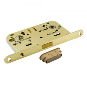 Защелка магнитная под цилиндр РМ 410 С PB золото