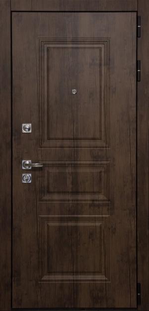 Входная дверь Страж 3К Дипломат 2 МДФ/МДФ