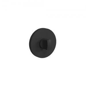 Завертка круглая Cosmo, черный