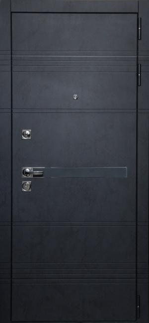Входная дверь Страж 3К Урбан РР бетон