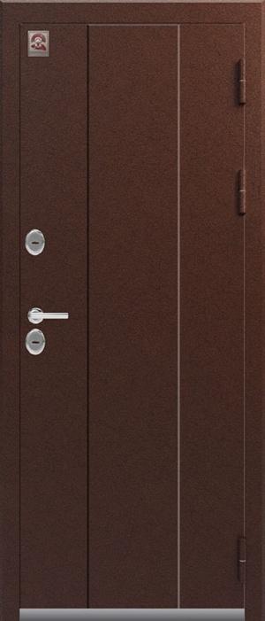 Сейф-дверь Центурион С-103 металл/металл