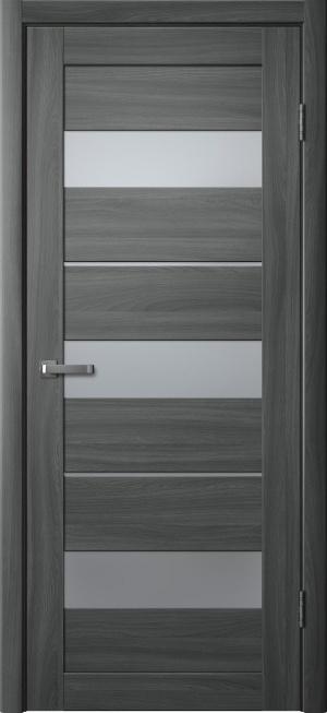 Дверь 200 ясень графит ст. матовое