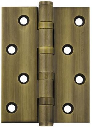 Петля универсальная 4500C (500-C4) 100x75x3 WAB Мат бронза Box