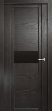 Дверь Qdo H ст. черное
