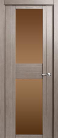 Дверь Qdo D ст. бронза