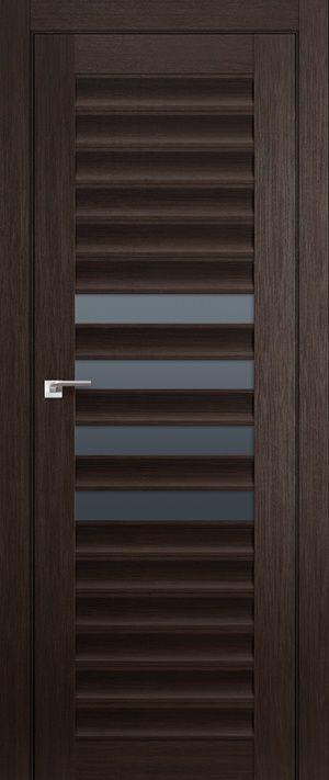 Дверь 55X ст. графит