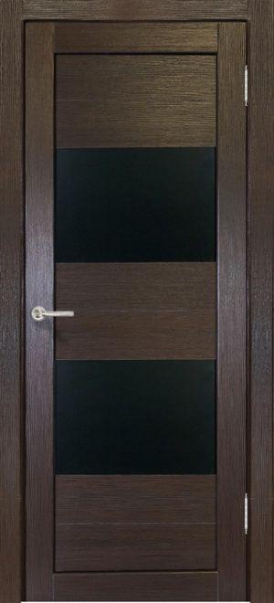 Дверь Форте ст. черное
