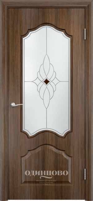 Дверь Ирида ст. Ромб светлое