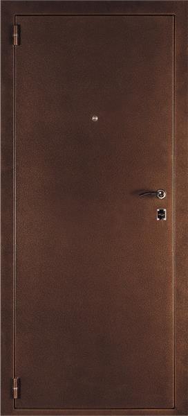 Входная дверь Классика вишня