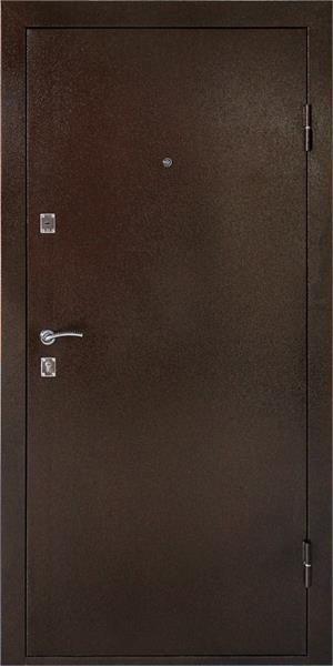 Входная дверь Комфорт венге