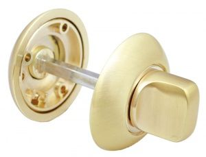 Завертка MH-WC матовое золото / золото