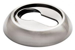 Накладка MH-KH белый никель / черный никель