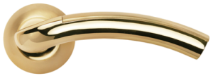 Палаццо MH-02 SG/GP матовое золото/золото