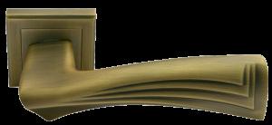 Дверная ручка MORELLI Крылья MH-34-S кофе
