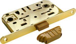 Защелка сантехническая магнитная M1895 PG золото