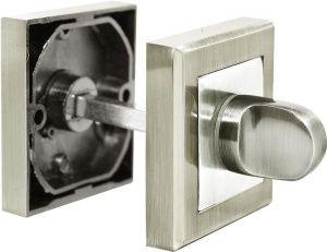 Завертка RAP WC-S SN/CP никель/полированный хром