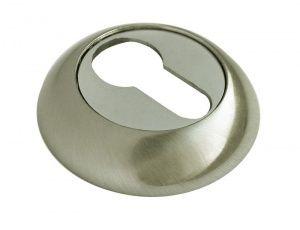 Накладка RAP KH SN/CP матовый никель / хром