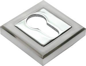 Накладка RAP KH-S SN/CP матовый никель / хром