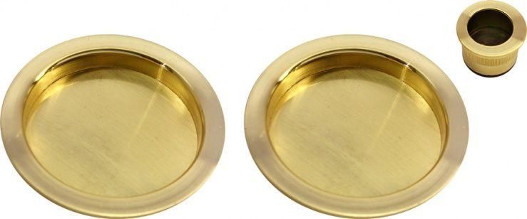 Ручки для раздвижных дверей MHS-1 SG Цвет Матовое золото