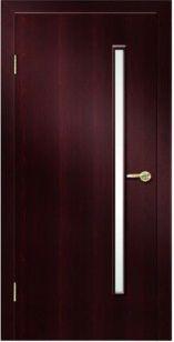 Дверь 108 ДО венге пвх