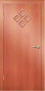 Дверь 114 ДГ миланский орех