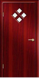 Дверь 114 ДО итальянский орех