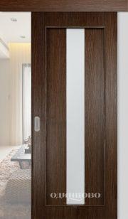 Дверь раздвижная Модель 34d дуб табак