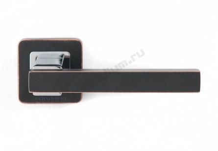 Дверная ручка PALLADIUM Basis графит