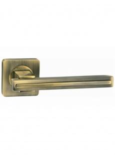 Дверная ручка ONYX Градо матовая бронза