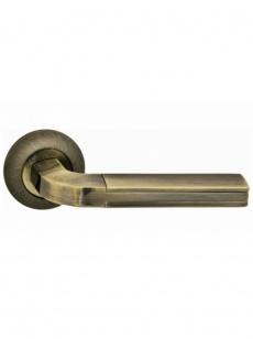 Дверная ручка ONYX Пезаро матовая бронза