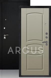 Входная дверь ДА 34 Монако белый шелк