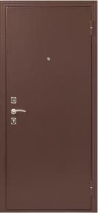 Входная дверь Мегадом миланский орех